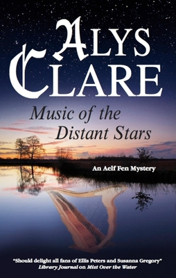 Cover Image for Music of the Distant Stars: An Aelf Fen Mystery