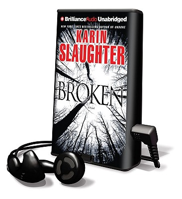 Broken [With Earbuds] (Playaway Adult Fiction) Cover Image