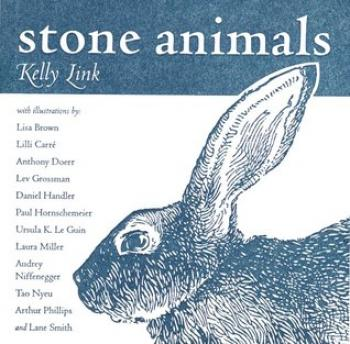 Stone Animals Cover Image