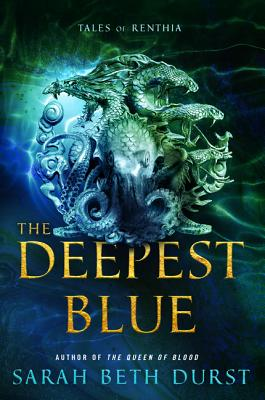 The Deepest Blue: Tales of Renthia Cover Image