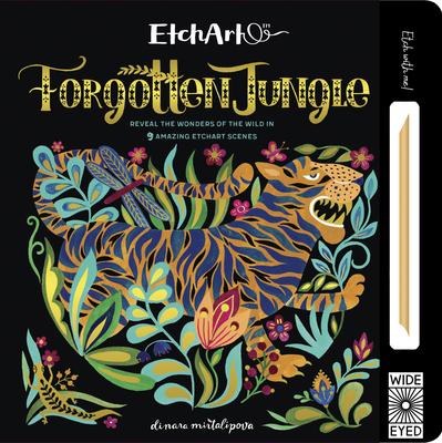 EtchArt: Forgotten Jungle Cover Image