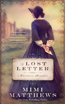 The Lost Letter: A Victorian Romance Cover Image