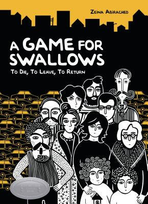 A Game for Swallows Cover