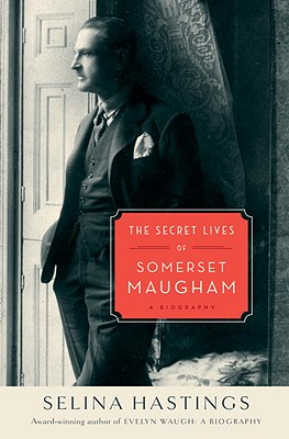 The Secret Lives of Somerset Maugham Cover