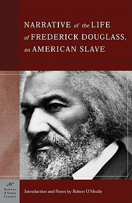 Cover for The Narrative of the Life of Frederick Douglass, an American Slave (Barnes & Noble Classics Series)