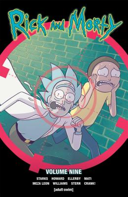 Rick and Morty Vol. 9 Cover Image