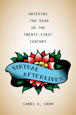 Cover for Virtual Afterlives
