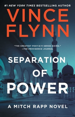 Separation of Power (A Mitch Rapp Novel #5) Cover Image