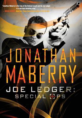 Joe Ledger Cover