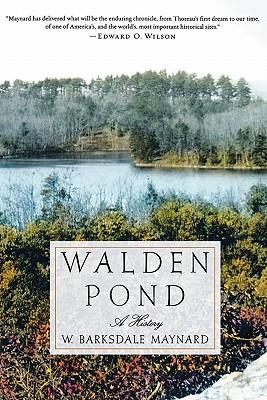 Walden Pond Cover
