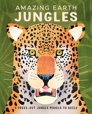 Amazing Earth: Jungles Cover Image