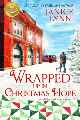 Wrapped Up in Christmas Hope Cover Image