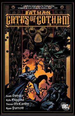 Gates of Gotham Cover