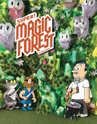 Cover for Super Magic Forest