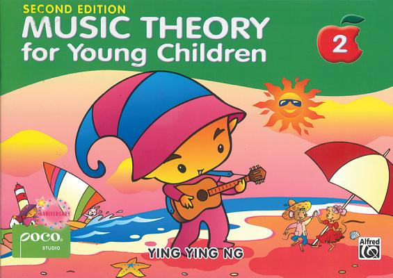 Music Theory for Young Children, Bk 2 Cover Image
