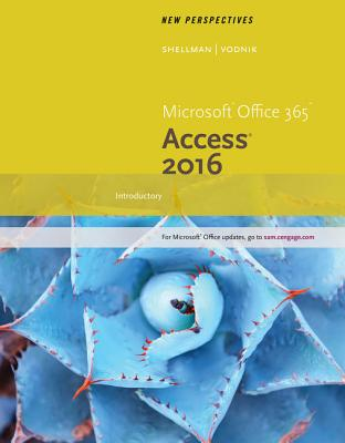 New Perspectives Microsoft Office 365 & Access 2016: Introductory, Loose-Leaf Version Cover Image