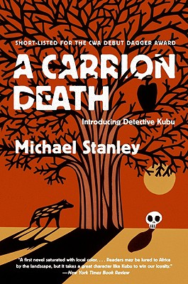 A Carrion Death: Introducing Detective Kubu Cover Image
