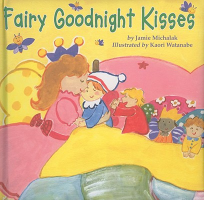 Fairy Goodnight Kisses Cover