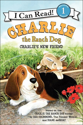 Charlie's New Friend (I Can Read Books: Level 1) Cover Image