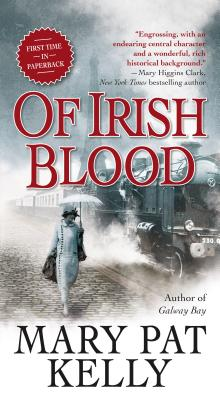Cover for Of Irish Blood