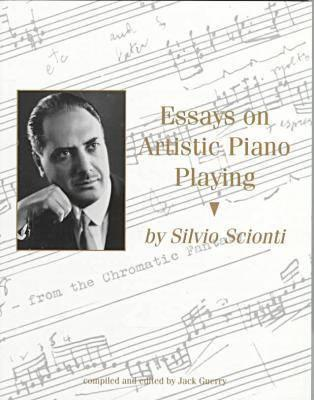 Cover for Essays on Artistic Piano Playing and Other Topics