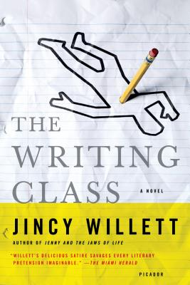 The Writing Class: A Novel (Amy Gallup #1) Cover Image