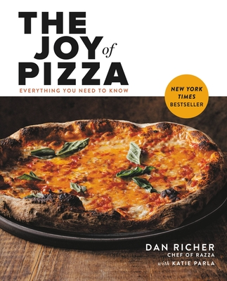 The Joy of Pizza: Everything You Need to Know Cover Image