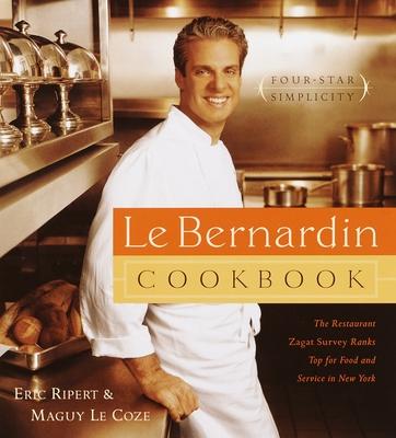 Le Bernardin Cookbook Cover
