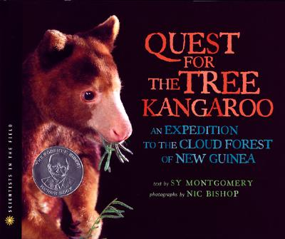 Quest for the Tree Kangaroo Cover