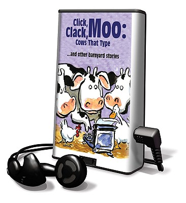 Click, Clack Moo: Cows That Type and Other Barnyard Stories Cover Image