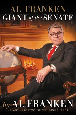 cover for Al Franken, Giant of the Senate