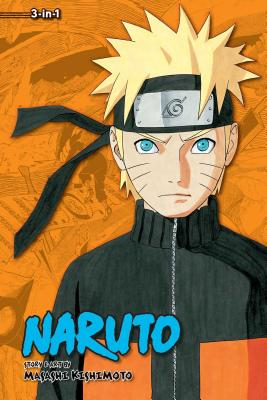 Naruto (3-in-1 Edition), Vol. 15 cover image