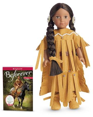 Kaya 2014 Mini Doll (American Girl) Cover Image
