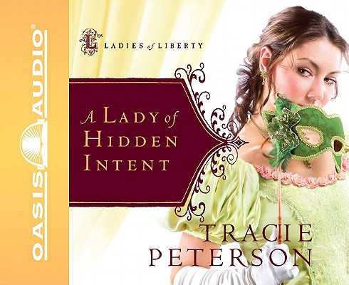 A Lady of Hidden Intent Cover
