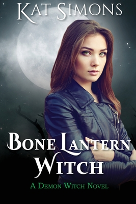 Cover for Bone Lantern Witch