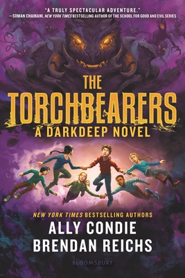 The Torchbearers (The Darkdeep) Cover Image