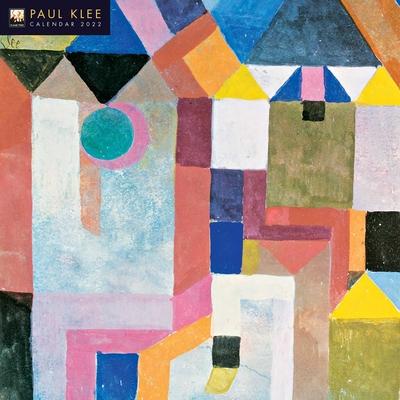 Paul Klee Wall Calendar 2022 (Art Calendar) Cover Image
