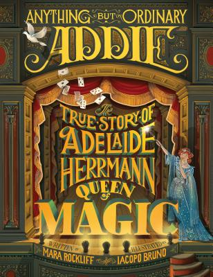Cover for Anything But Ordinary Addie