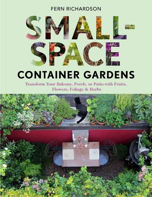 Small-Space Container Gardens Cover