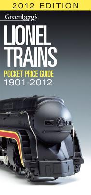 Lionel Trains Pocket Price Guide 1901-2012 Cover Image