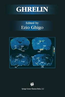Ghrelin (Endocrine Updates #23) Cover Image