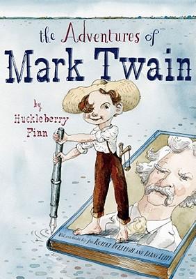 The Adventures of Mark Twain by Huckleberry Finn Cover