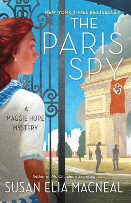 The Paris Spy (Maggie Hope Mystery) Cover Image