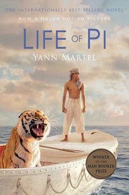 Life of Pi MTIMartel,Yann