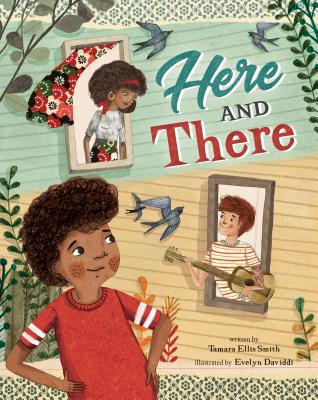 Cover for Here and There