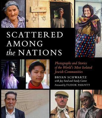 Cover for Scattered Among The Nations