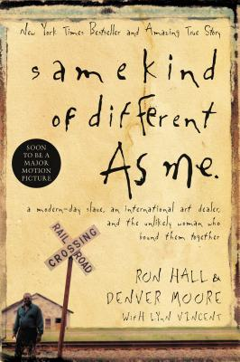 Same Kind of Different as Me Cover