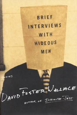 Brief Interviews with Hideous Men Cover