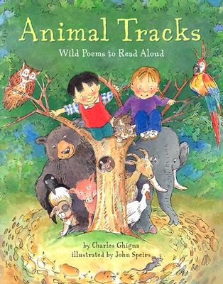 Cover for Animal Tracks