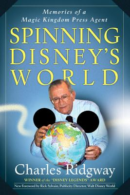 Spinning Disney's World Cover